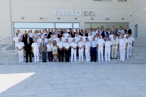 Participants to the NATO Maritime Interdiction Operational Training Centre 5th Annual Conference