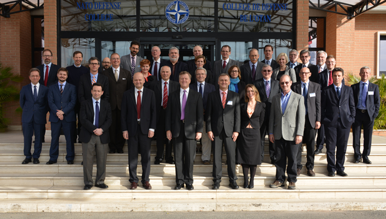 "Participants to the workshop on ""Future Nuclear Deterrence Requirements for the Alliance"""