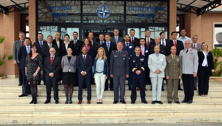 The NATO Budget Committee at the NDC