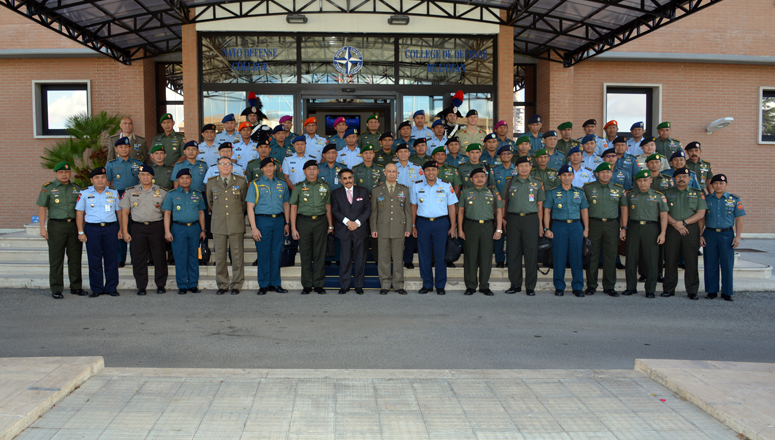 The Indonesian Joint School of Command and Staff College at the NDC
