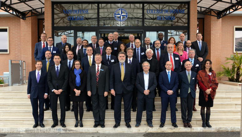 Participants to the Conference on 'NATO Nuclear Deterrence in an Era of Growing Challenges'