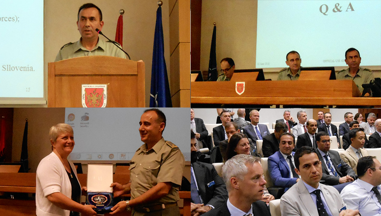 Senior Course 132: Regional Approaches and PfP Field Study - Tirana