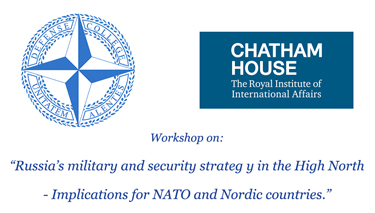 NATO Defense College co-sponsored event with Chatham House - The Royal Institute of International Affairs