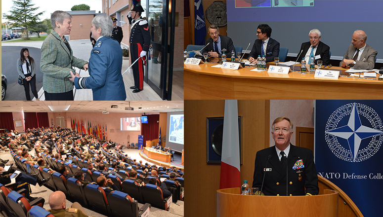 "International Conference – ""NATO at 70: no time to retire"""