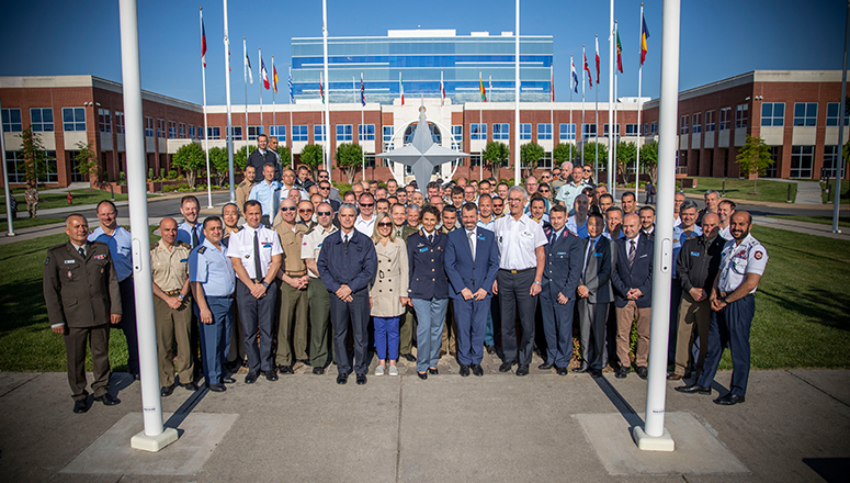 Senior Course 134 at Allied Command Transformation