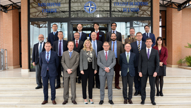 "Participants to the Expert Seminar ""NATO@70: The Way Forward"" at the NATO Defense College"