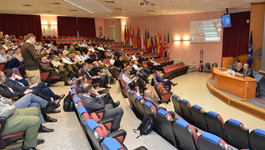 "SC 134 Study Period B - ""International Organizations"": the EU and its cooperation with NATO"
