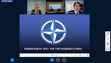 Roman Banya 2021: The two Russian Flanks