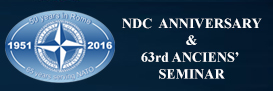 NDC 50/65th Anniversary and 63rd Anciens' Seminar