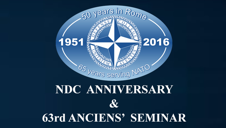 NDC Anniversary and 63rd Anciens' Seminar