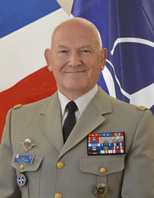 Lieutenant General Chris Whitecross