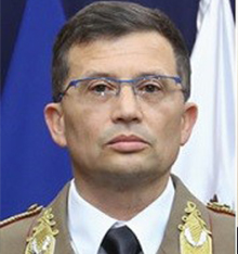 Major General Pascal VALENTIN
