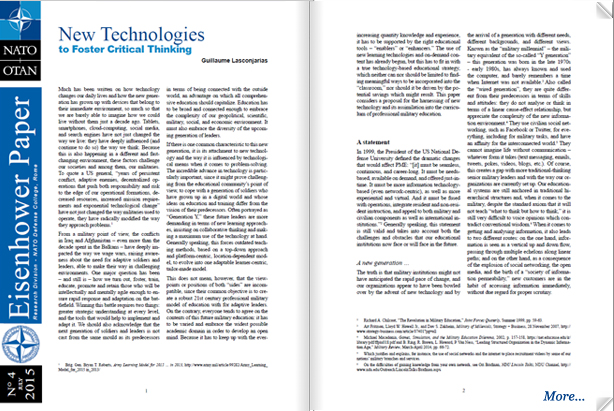 Research paper about technology