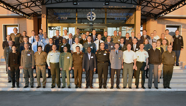 Participants to the Generals, Flag Officers and Ambassadors' Course 2018-2