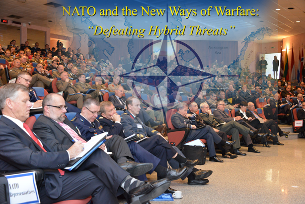NATO and the New Ways of Warfare - <em>Defeating Hybrid Threats</em>