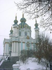 St.Andrew Church, Kyiv