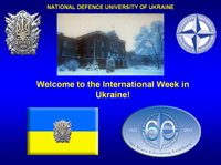 11th International Week in Kyiv