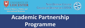 Academic Partnership with the University of Leicester (UK)