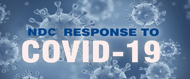NDC response to COVID-19