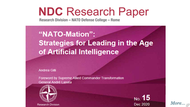 NDC Research Paper 15