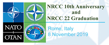 10th Anniversary of the NATO Regional Cooperation Course and NRCC-22 Graduation Ceremony