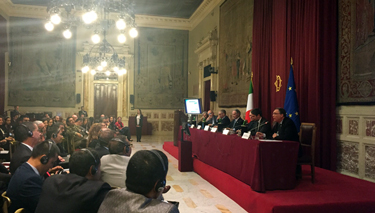 NRCC-14 at the Italian House of Representatives