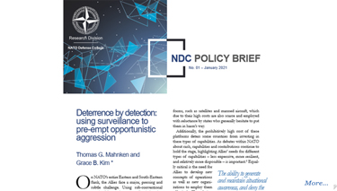 NDC Policy Brief 01-21