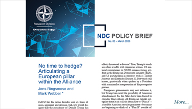NDC Policy Brief 5-20