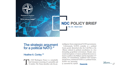 NDC Policy Brief 05-21