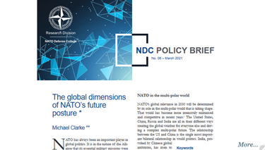 NDC Policy Brief 06-21