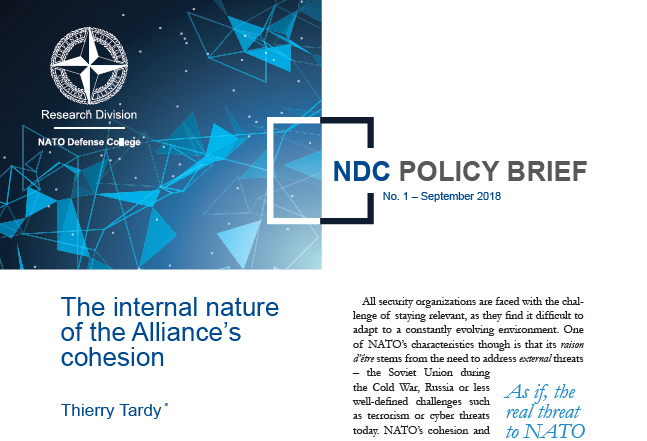 NDC Policy Brief 1-18