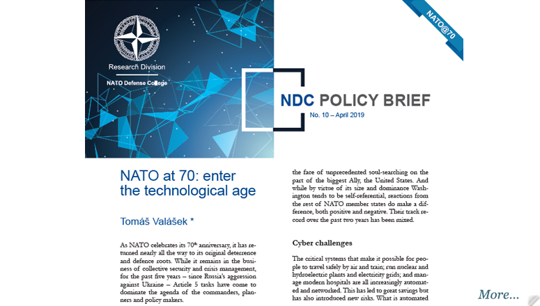 NDC Policy Brief 10-19