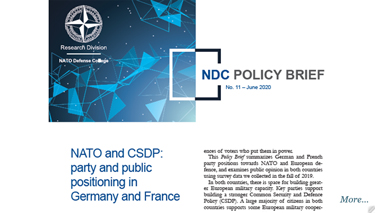 NDC Policy Brief 11-20
