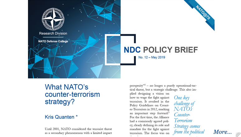 NDC Policy Brief 12-19