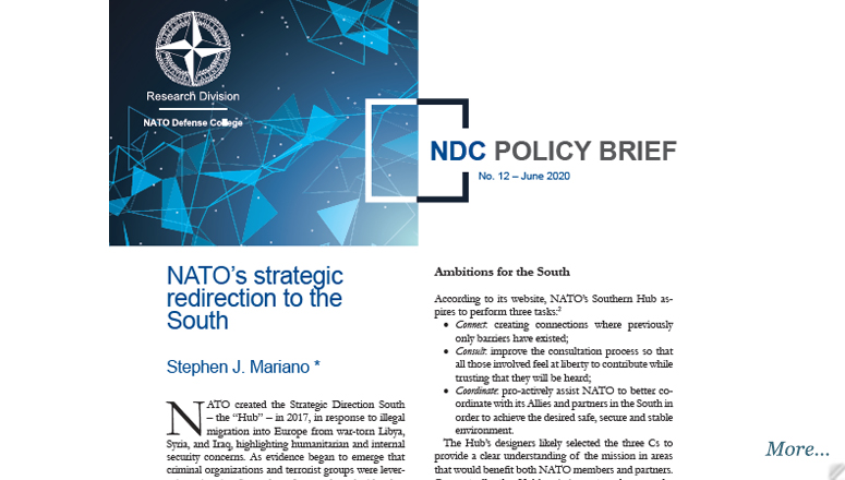 NDC Policy Brief 12-20
