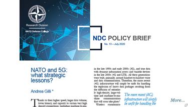 NDC Policy Brief 13-20