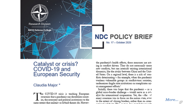 NDC Policy Brief 17-20