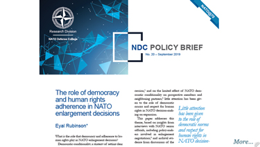NDC Policy Brief 20-19