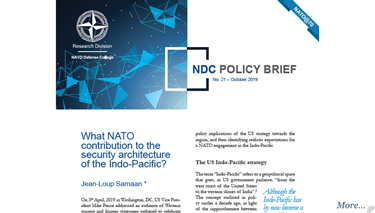 NDC Policy Brief 21-19