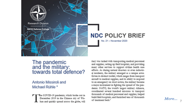 NDC Policy Brief 21-20