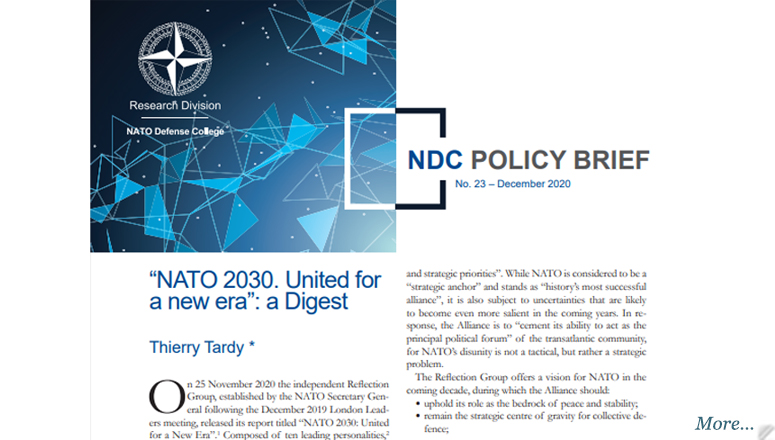 NDC Policy Brief 23-20