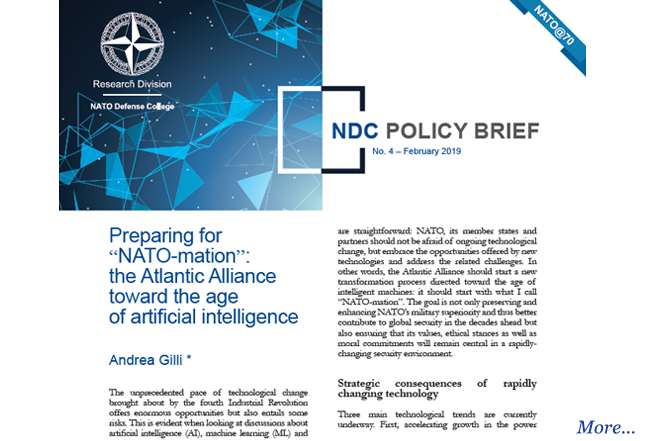 NDC Policy Brief 4-18