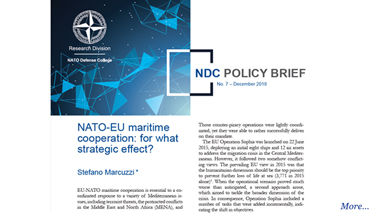 NDC Policy Brief 7-18
