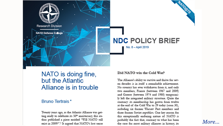 NDC Policy Brief 8-19