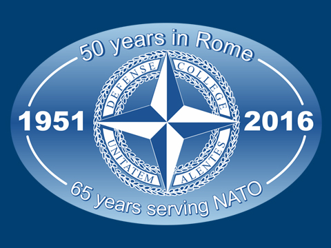 NDC 50th / 65th Anniversary: 50 years in Rome, 65 years serving NATO