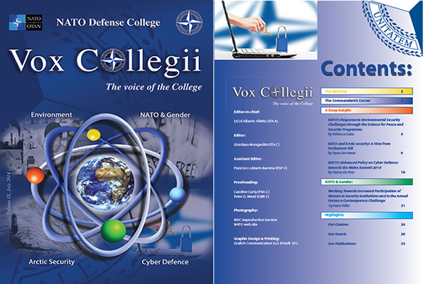 NDC Vox Collegii Magazine Vol IX