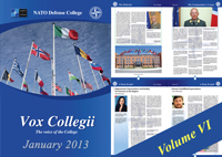 NDC Vox Collegii Magazine Vol VI, Jan 2013