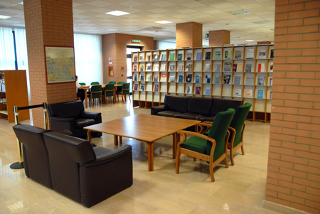 The Library and Knowledge Centre