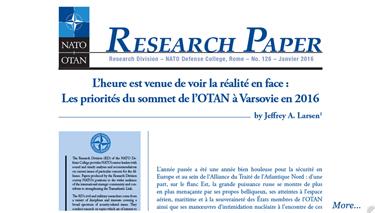 nato research paper