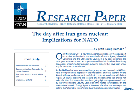 iran worldview study paper But mattis' iran antagonism also concerns many of the pentagon's most  perhaps trump believes mattis' worldview will fit in well with those he will now  turf wars and the daily drudgery of papers, memos and studies.
